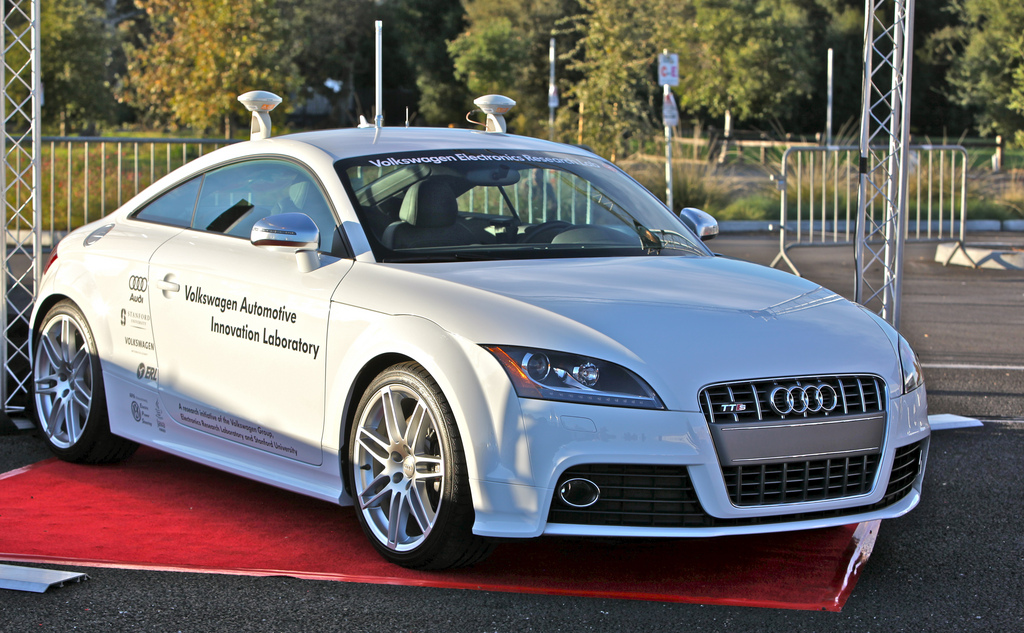 What Fully Autonomous Cars Would Mean For Laws