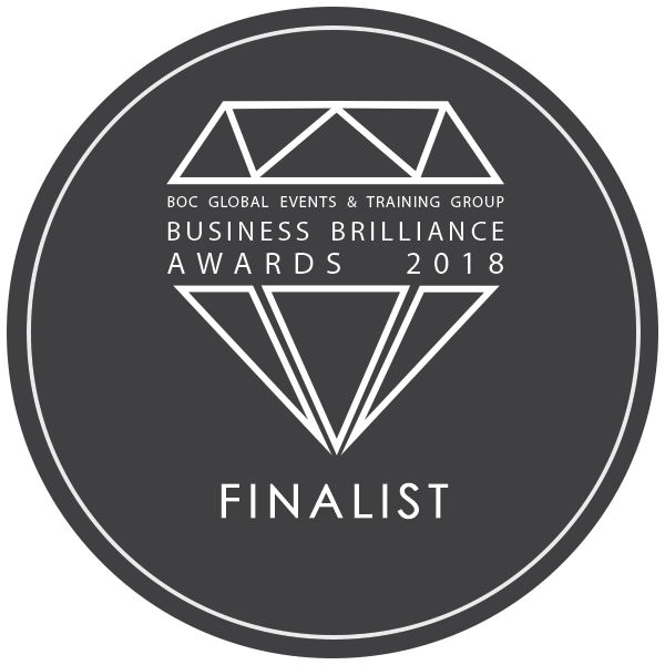 the Business Brilliance Awards