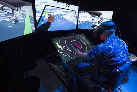 How Could AR Help the Navy?