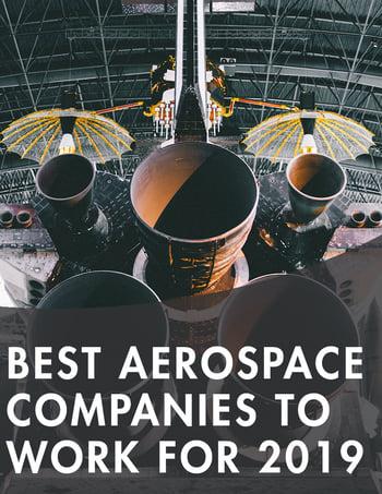 Best aerospace companies 2019