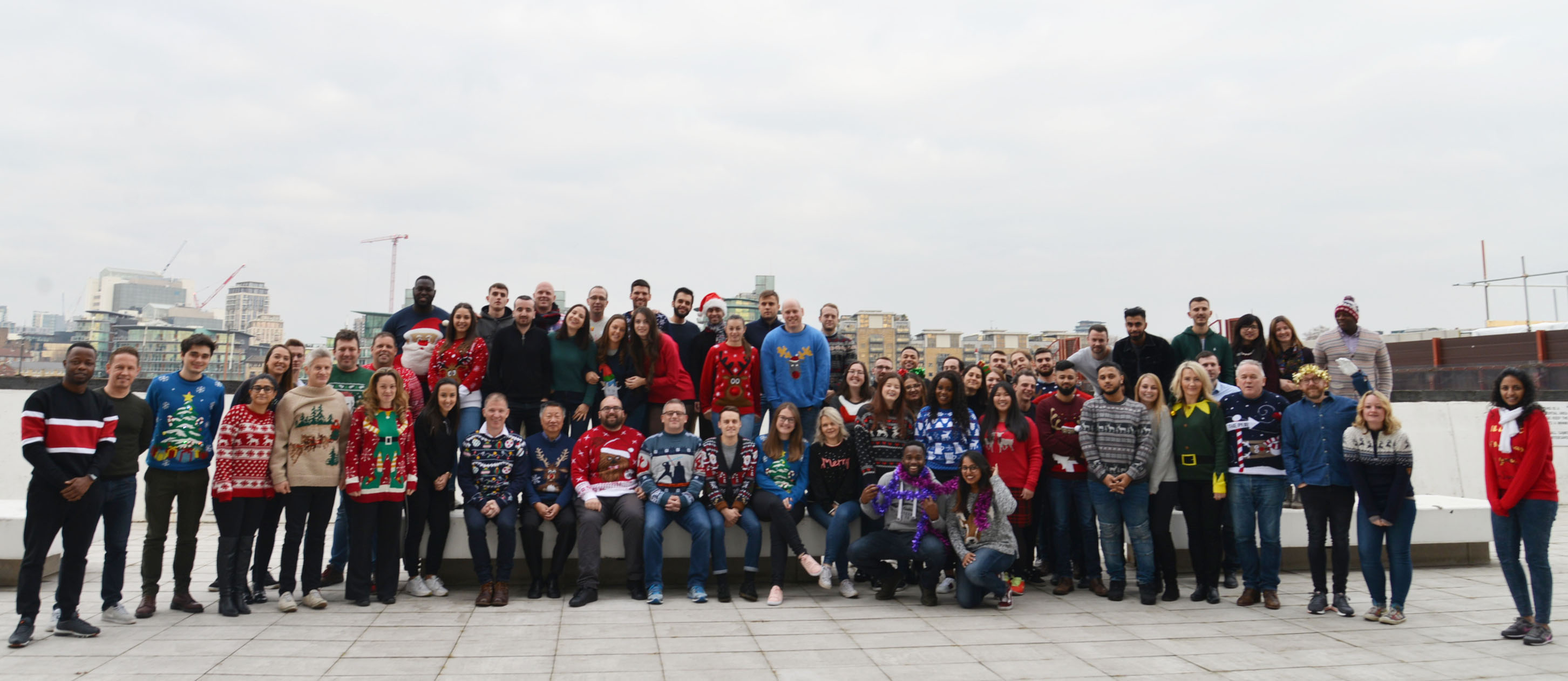 Christmas jumper day - save the children