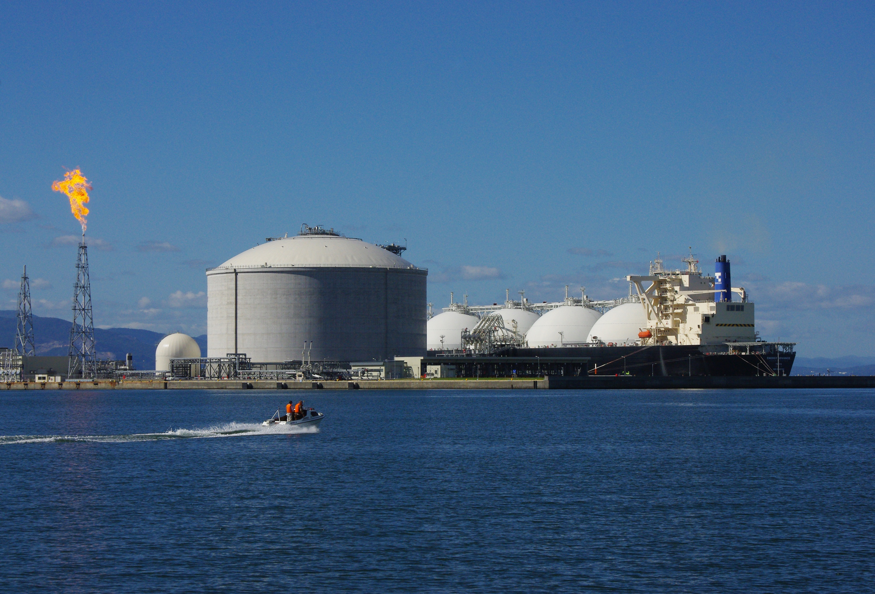 What Is LNG? - Marine industry