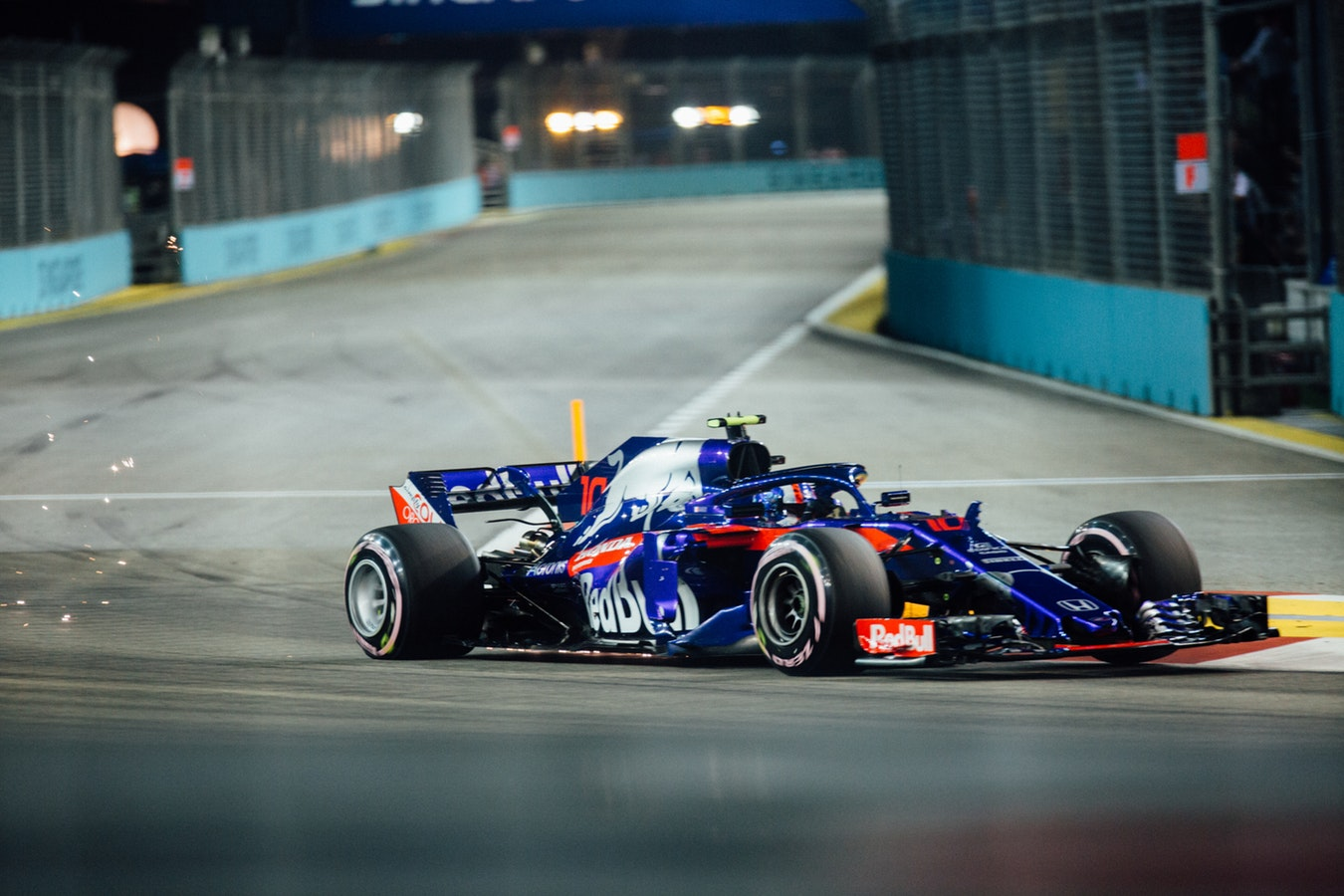 Formula One Sound of Racing Cars