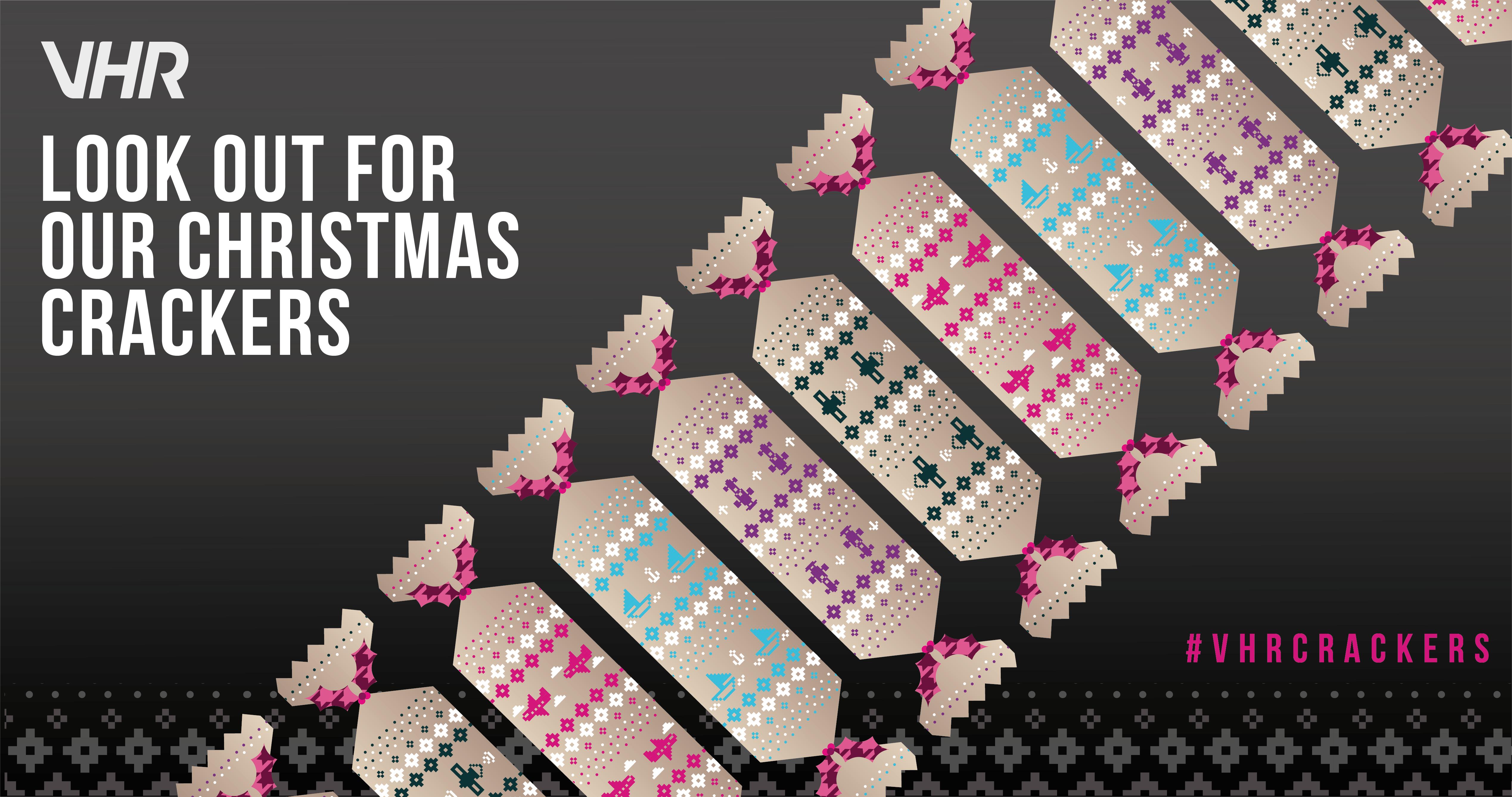 Christmas Jobs with VHR