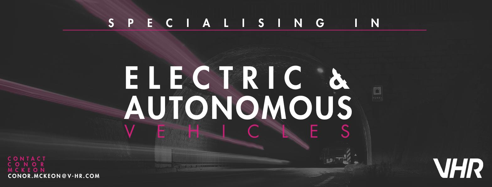 Electric and Autonomous Vehicles