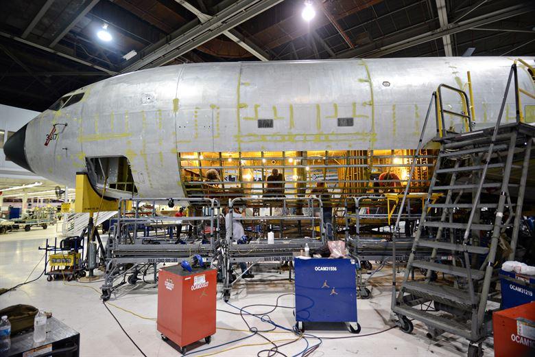 Triumph Aerospace Structures Recruitment Fair
