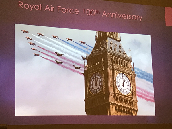 RAF 100th Anniversary Royal Air Force 100 Years