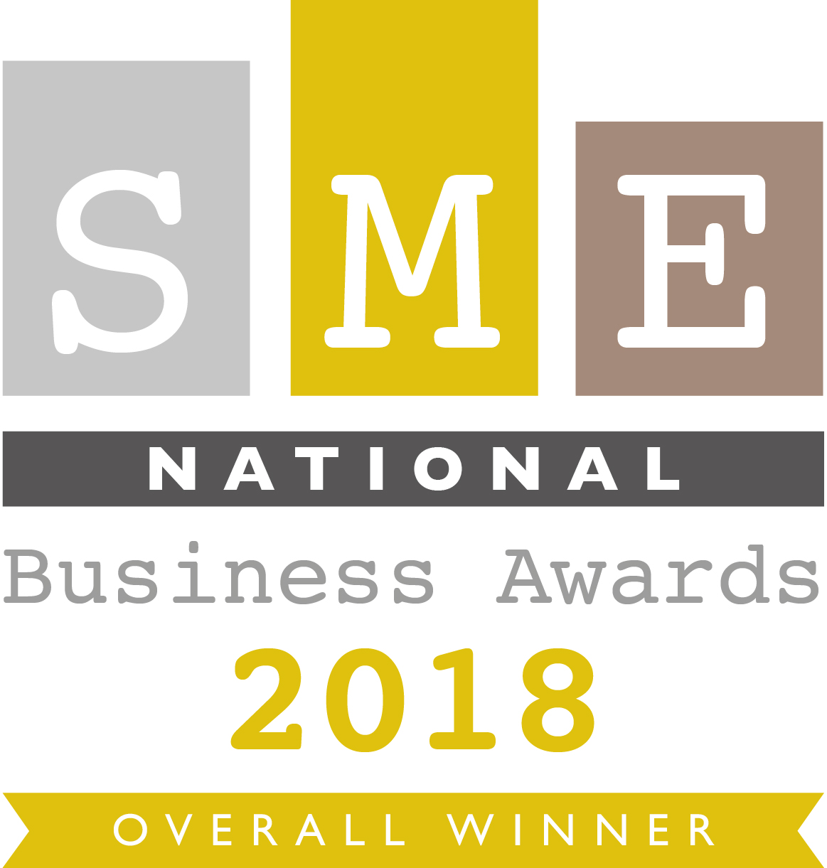 SME National Business Award_Overall Winner_2018