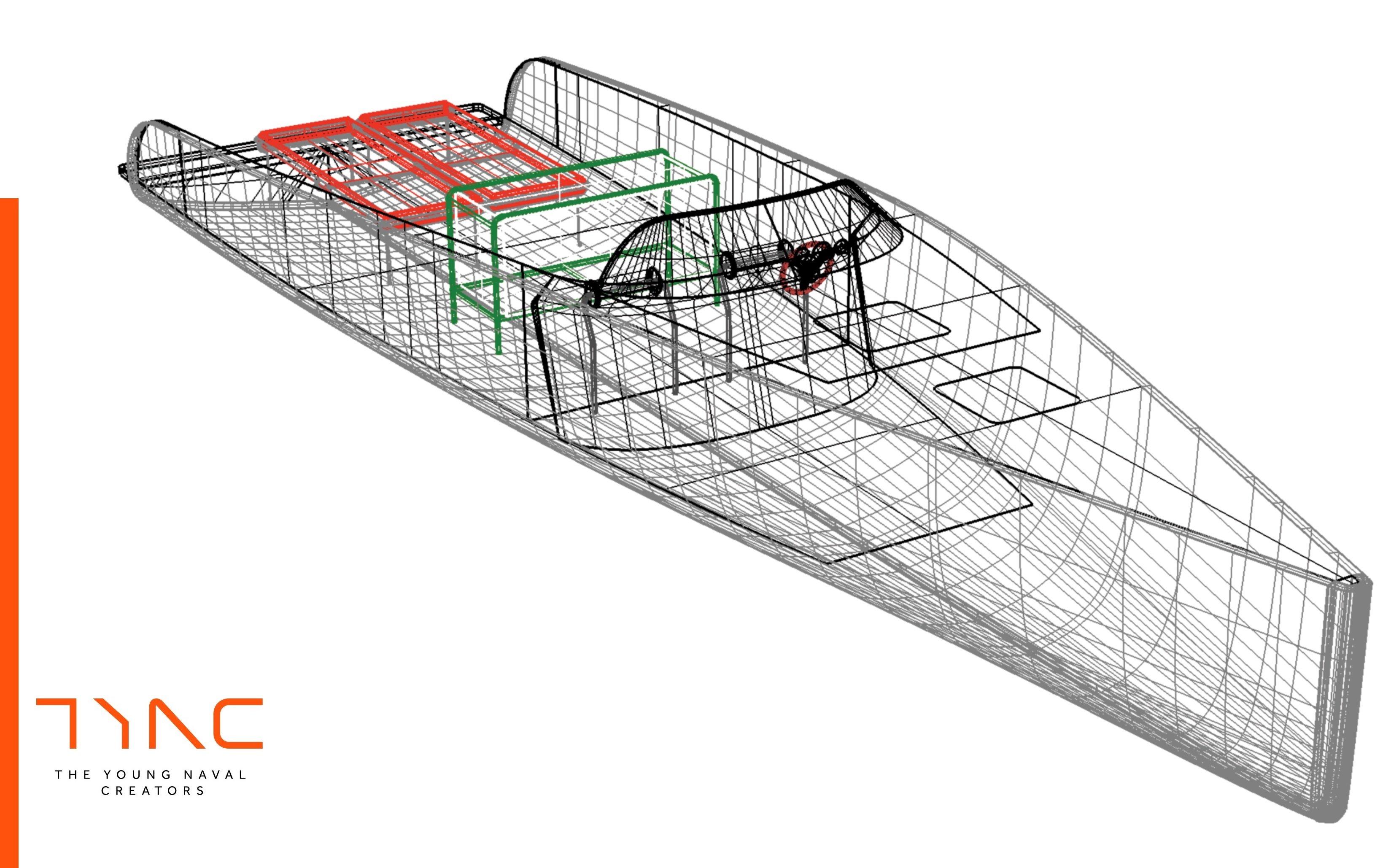 Yacht Design from TYNC