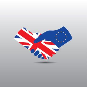 UK EU Handshake Brexit Image