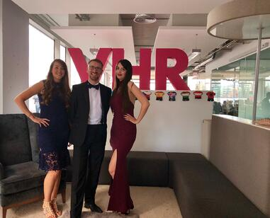 VHR Global Technical Recruitment Southwark Business Excellence Awards