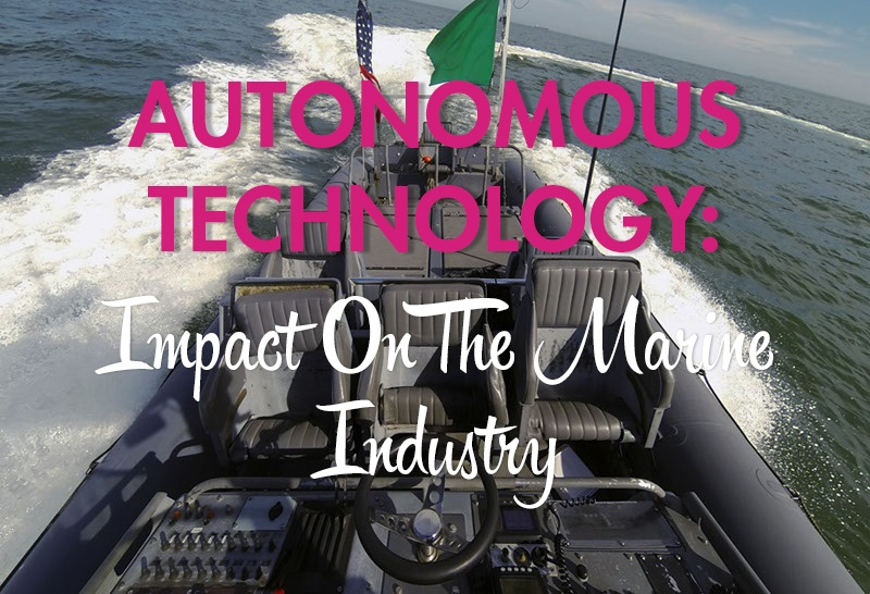 autonomous technology impact on marine industry