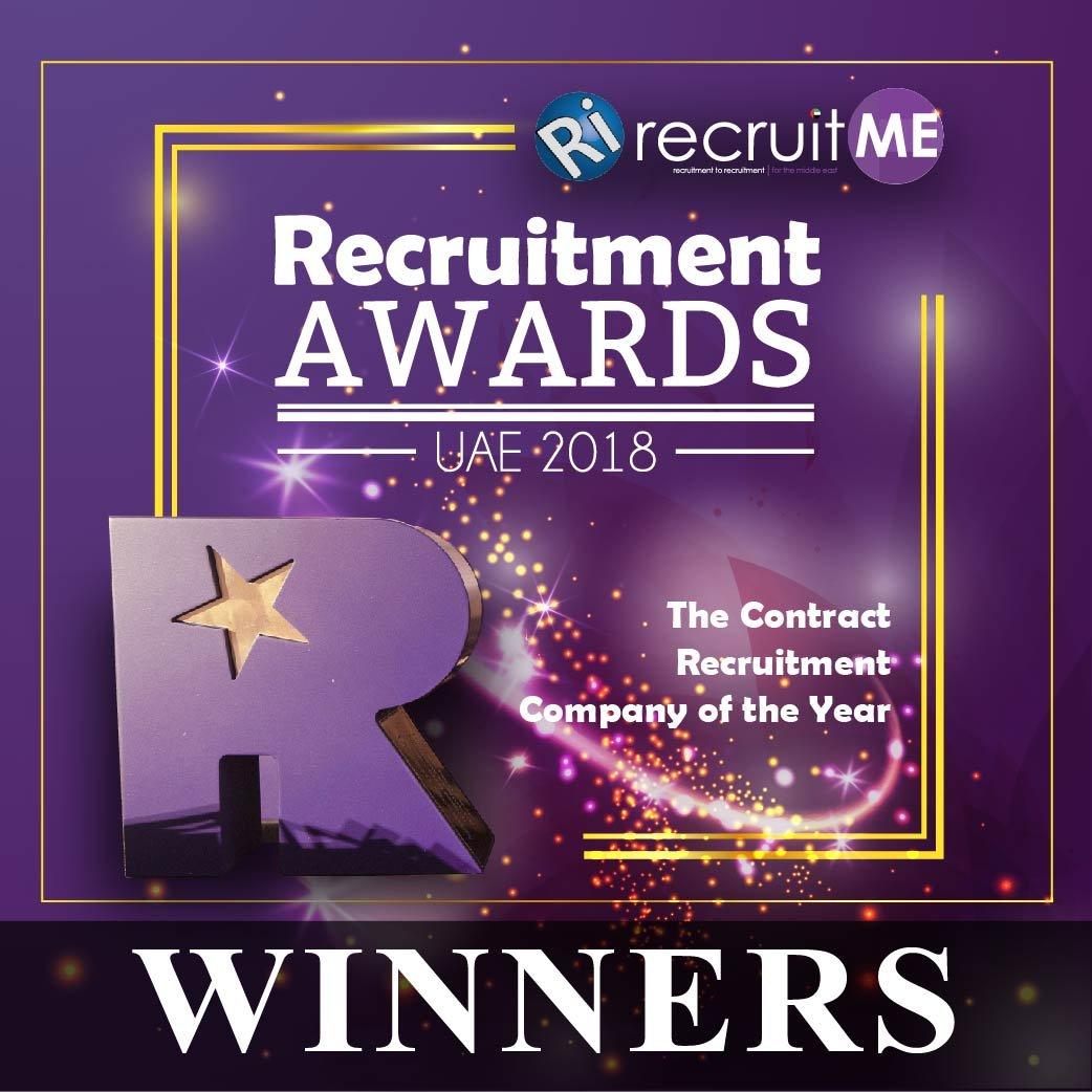 VHR Wins Recruitment International Awards