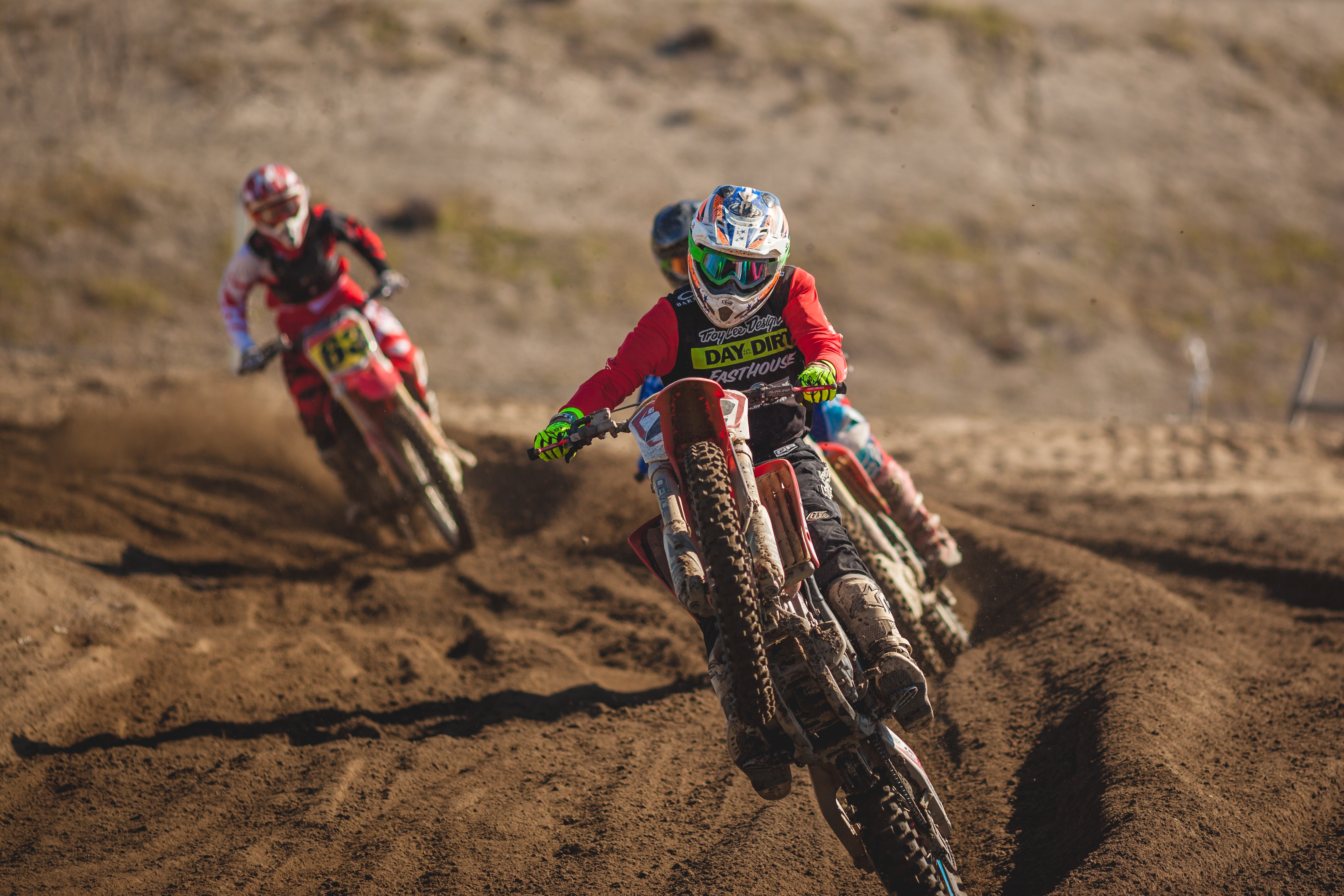 What F1 Can Learn From Motocross