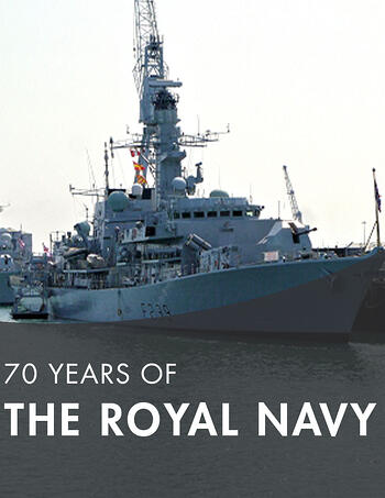royal navy changes over time