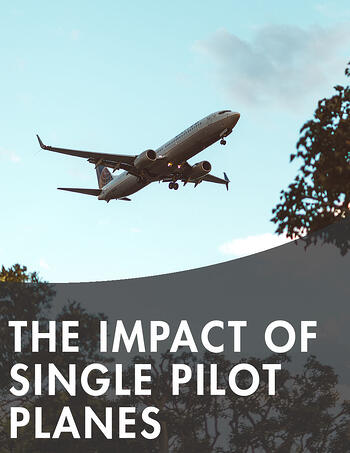 single pilot planes in aviation
