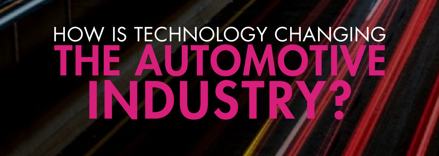 Technology and the Auto industry